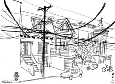 Gallery: Urban Sketches | Parka Blogs