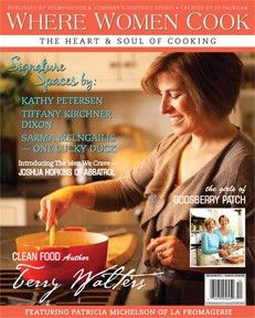 Where Women Cook, Winter 2012 (searchable index of recipes) @Where Women Cook Magazine