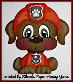 Patrulha Canina Zuma Personagem De Desenho Die Cut Para PREMADE Scrapbook páginas by Rhonda | Artesanato, Scrapbooking e artesanato em papel, Peças e páginas pré-montadas de scrapbooking | eBay!