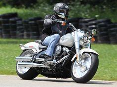 2018 Harley-Davidson Softails First Rides | 2018 Harley-Davidson Softail Fat Boy