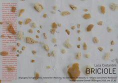 Briciole di Luca Costantini esposizione presso il Norcino Ristorante Via Toraboschi 6 Milano dal 30-6 al 31-7 2016