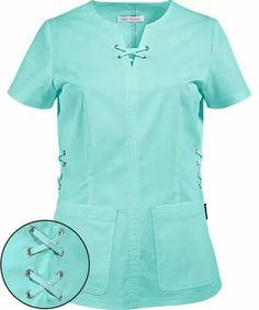 Looking for affordable scrubs that come in every color? Find high quality solid scrub tops, nursing uniforms and medical uniforms today at Uniform Advantage! Scrubs Outfit, Scrubs Uniform, Nursing Shoes, Nursing Clothes, Dental Uniforms, Nursing Uniforms, Stylish Scrubs, Uniform Advantage, Professional Wear