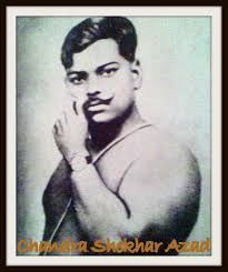 Image result for chandra shekhar azad