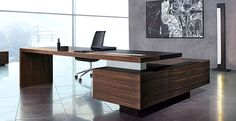Modern Executive Office Desks