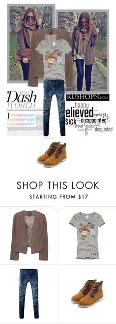 """Fashion collocation---rushopn.com"" by sara-mackay ❤ liked on Polyvore featuring Joie and womens t-shirt"