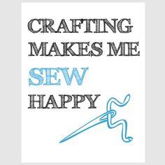 """""""sew"""" true!"""
