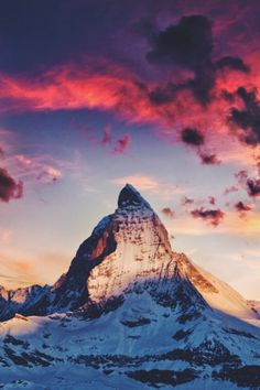 Amazing Matterhorn by  ( Thomas Fliegner )