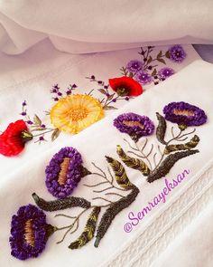 Günaydııınnnn...huzurlu, bereketli haftalar   . #kurdele #kurdelanakışı #ribbonembroidery #embroidery #havlu #towl #çeyiz #çeyizlik #puntocruz #bordado #gül #rose #karanfil #çiçek #elnakışı #creative #creativemamy #homedekor #dekor #embroidery #günaydın #mutlusabahlar #elişi #elemeği #elyapımı #handmade