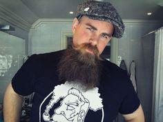 #Beard#Bearded#menwithbeard#norwegian#Skjeggmenn @mortys_way