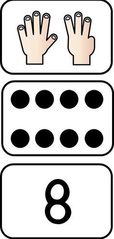 Diferentes formas de conteo 8