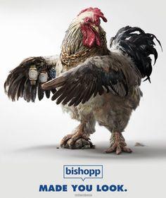 Bishopp publicité imprimée extérieure