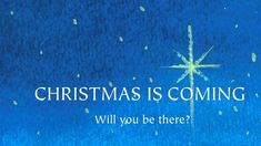 Christmas Is Coming - Jason Gray - Official Lyric Video