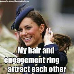 Like Magnets (The Inner Duchess of Kate Middleton)