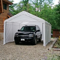 Canopy Door Kit Roll Up Shelter Enclosure Sidewall 10 X 20 Party Tent Carport Add a Door and Sidewalls to your 10 x 20 Canopy. Included in this Tent Carport Shelter Enclosure Kit is 7 x 20