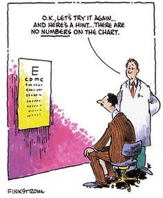 Optical Cartoons