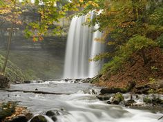 Decew Falls, St. Catharines, Ontario, Canada Wallpapers