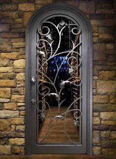 Colletti Design | Iron Doors | Wrought Iron Doors