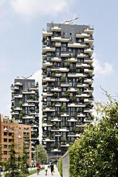 "Gallery - CTBUH Names Stefano Boeri's Bosco Verticale ""Best Tall Building Worldwide"" for 2015 - 1"