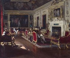 Underpaintings: Random Inspiration: Sir John Lavery (1856-1941)