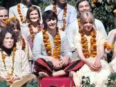 Beatles - India (with lyrics)