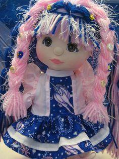 OOAK Mattel My Child Doll ~ Fantasy Fairy ~ Close Up by jesska80, via Flickr