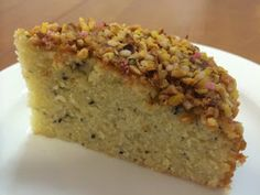 Pastry Cake, Piece Of Cakes, Yummy Cakes, Food Inspiration, Banana Bread, Food And Drink, Tasty, Baking, Sweet