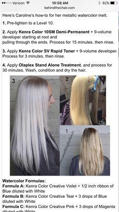 Silver Lavender Hair, Silver Blonde Hair, Lilac Hair, Ash Blonde, Gray Hair, Matrix Hair Color Chart, Guy Tang Hair, Hair Color 2017, Grey Hair Transformation