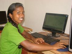 Meet Promodya: She is one of our #DayoftheGirl success stories that we are sharing all month on the blog. Join us in congratulating her and supporting education for every girl. http://childempowerment.tumblr.com/