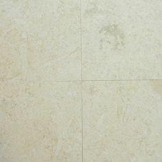 Bulgarian Vratza Limestone - Euro beige tiles.
