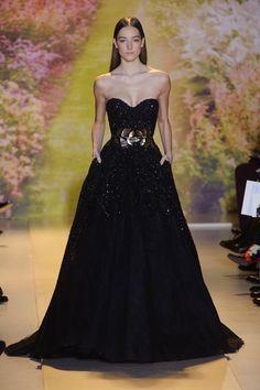 Zuhair Murad Haute Couture Spring 2014 — Куклы, я и все,все, все