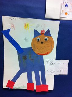 @Jenny Banian Massabki is this what you are doing with Pete?  Kindergarten: Shapes