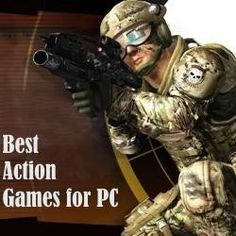 Best Action Games For PC 2013