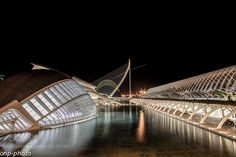 City of Arts and Sciences by andreaspy