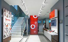Vodafone flagship store Cologne, Germany - Regent