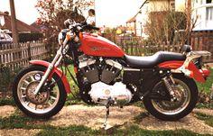 Now we're talking - My Harley Davidson XL1200S Sportster Sport