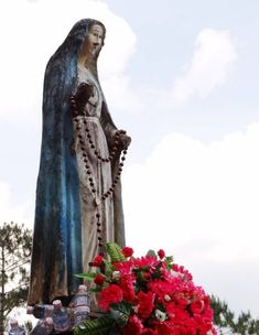 Lady Of Fatima, Our Lady, Statue Of Liberty, Catholic, Mary, God, Travel, Good Night Gif, Statue Of Liberty Facts