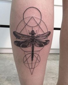 awesome Body - Tattoo's - Fresh WTFDotworkTattoo Find Fresh from the Web Dragonfly - Milan thanks…...
