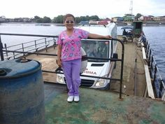 FOTOGRAFÍA CON TU #UNIDAD O #EQUIPO DESDE ECUADOR  Nuestra compañera Edith Alban, desde Ecuador, den ECU 911, nos envió estas imágenes camino de la Isla de Muisne, a bordo de una gabarra, para trasladar....  http://www.ambulanciasyemergencias.co.vu/2015/10/equipo_15.html #ambulancias #emergencias #tes #tts #svb #sva #Ecuador #ECU911