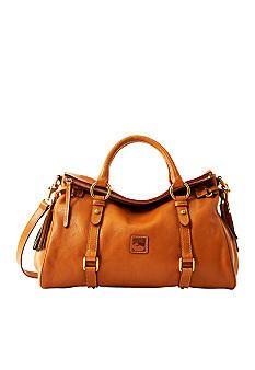 Dooney & Bourke Florentine Vachetta Satchel - Belk.com