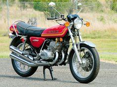 motor klasik kawasaki kh 250