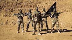 Un grupo de supuestos integrantes del Estado Islámico agradeció en un video al presidente estadounidense por derrocar a Muammar Gaddafi y suministrarles armas.