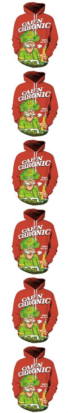 2017 FASHION MEN WOMEN Green old man cigar funny 3D print Hoodie Sweatshirts Pullovers Autumn Tracksuit Winter Loose Thin Hoody