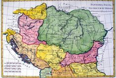 The unifying actions of the last Dacian king Decebalus (ruled AD) might have been perceived as dangerous by Rome, despite the fact that the Dacian army could now gather only some soldiers. Old Maps, Ancient History, Geology, Mythology, Vintage World Maps, Men's Fashion, Soldiers, Rome, Military