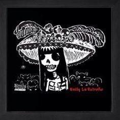 Love Emily Strange- my alter ego!!!