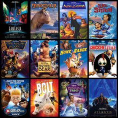 What's your favorite Disney movie from the 2000s?
