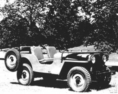 1945 Jeep Willys CJ-2A