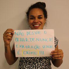 A Janaína Barbosa também apoia a campanha #CopaDasMeninas! Publiquem suas fotos!
