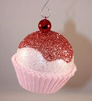 Cupcake Ornament craft-ideas
