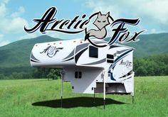 Northwood Manufacturing: Arctic Fox Camper