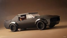 TLCB favourite _Tiler is back, and he's built probably the coolest 6-wide* vehicle we've ever seen. Ever. His glorious '67 Camaro can be found in more detail on Flickr - click the link above to mak...